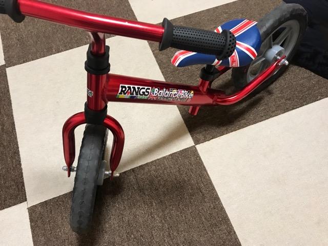 バランスバイクの画像